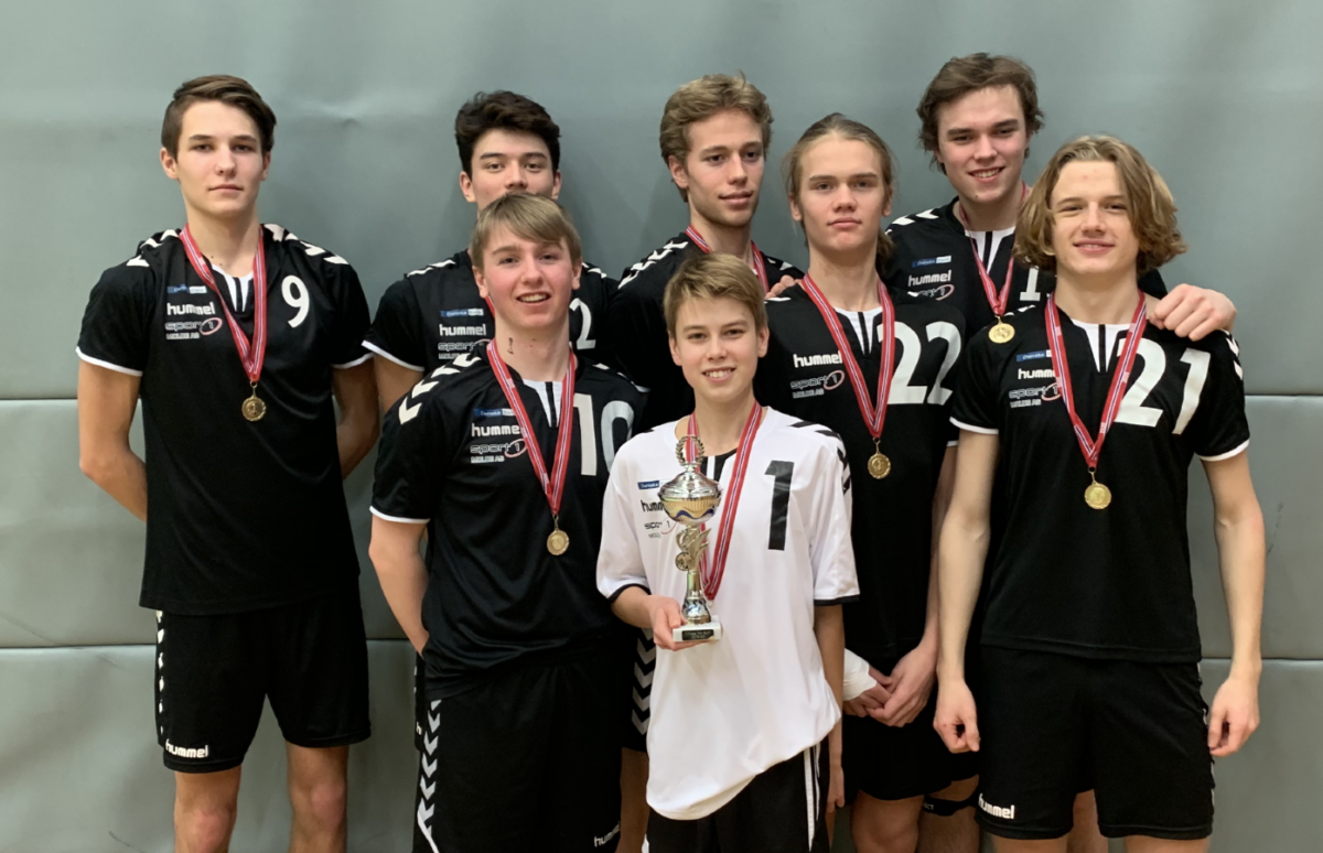 Guttelaget klar for NM U17 og U19 2020